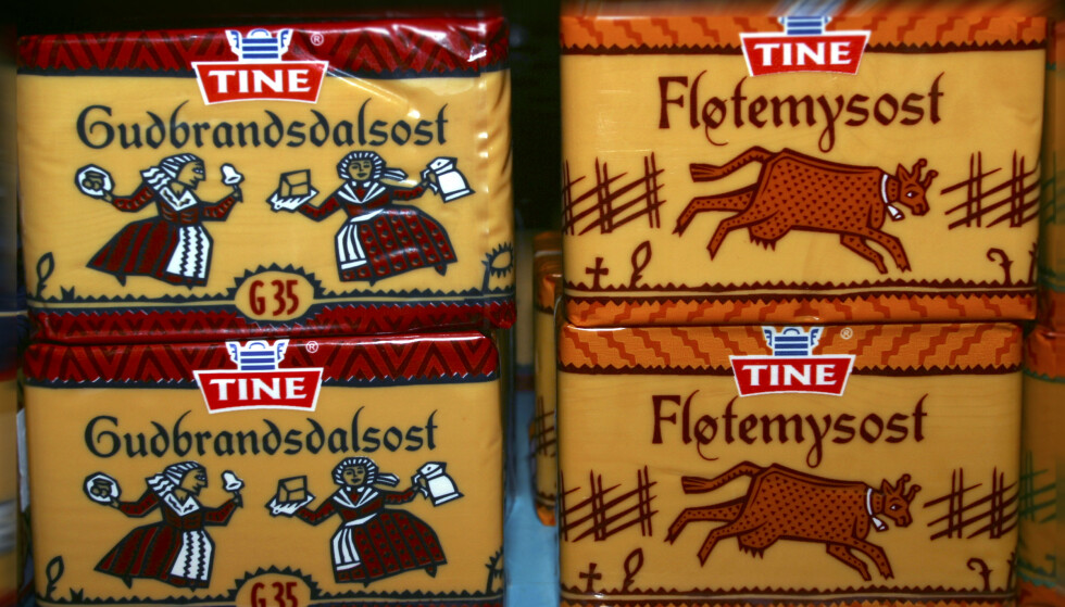 SLUTT PÅ MOROA: Ansatte ved Tines ostepakkeri må nå belage seg på å jobbe fulle dager. Foto: NTB Scanpix
