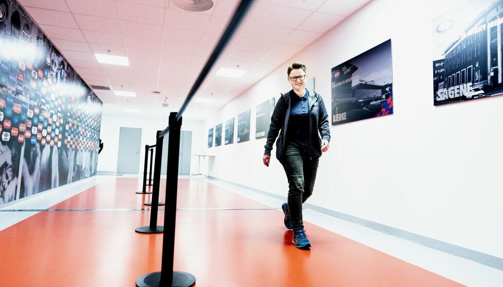 SNART TILBAKE: Monica Knudsen skal gjøre seg klar for ny jobb fra 1. januar. Foto: John T. Pedersen / Dagbladet