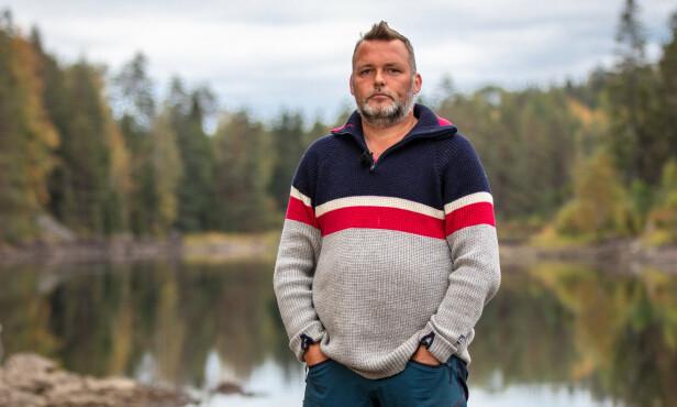 REAGERER: Jens er ikke særlig fornøyd med hvordan han framstilles, noe han har planer om å la TV 2 få vite. Foto: Alex Iversen / TV 2
