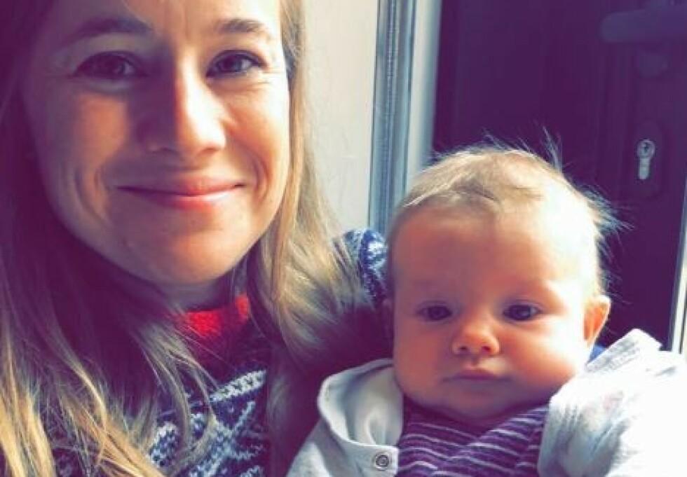 SANNAS FAR: Iselin Maria Andresen er oppført som Sannas far hos Ullevål sykehus. Foto: Privat