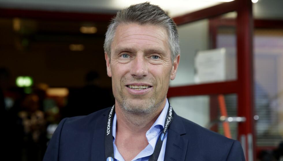 MILLIONTAP: Sarpsborgs sportssjef Thomas Berntsen mener at et nedrykk vil gjøre at lagets budskjett minsker betraktelig. Foto: NTB Scanpix