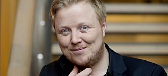 Kurt Nilsen (41) har blitt bestefar