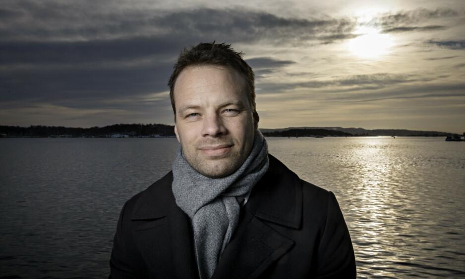 ØNSKER INGEN ENDRING: Frp's innvandringspolitiske talsmann Jon Helgheim mener loven ikke trenger å endres som følge av Stålsett-saken. Foto: Jørn H. Moen / Dagbladet
