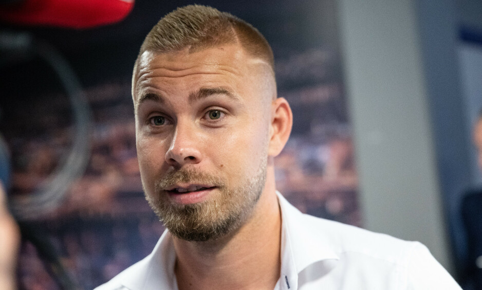 KLAR: Marcus Pedersen er klar for å finne seg en ny klubb. Foto: Audun Braastad / NTB Scanpix