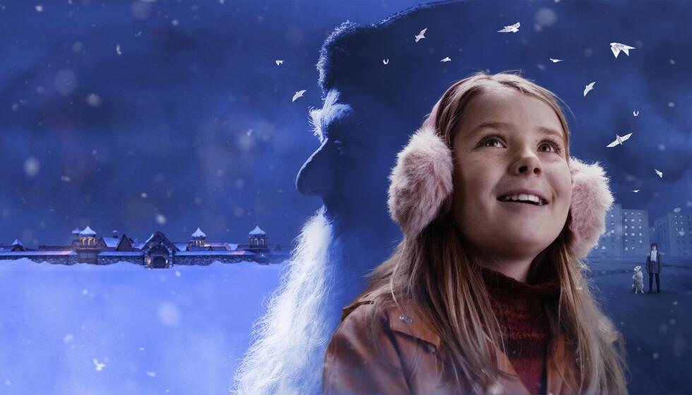 TILBAKE: «Snøfall» sendes i år for andre gang på NRK. Dette er én av mange julekalendere som sendes nå i desember. Foto: Odd Reinhard Nicolaisen og Øyvind Veberg / NRK