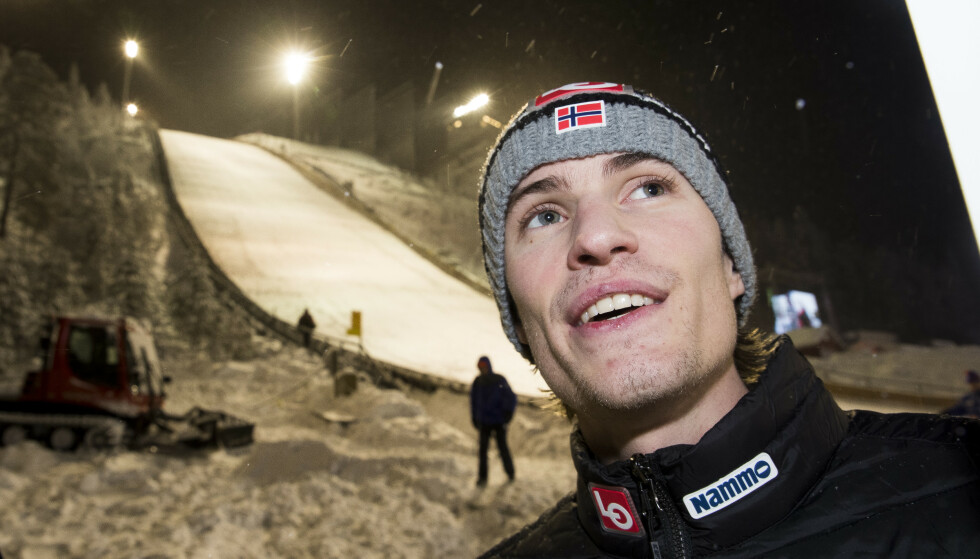 VANT IGJEN: Daniel-André Tande. Foto: Terje Pedersen / NTB Scanpix