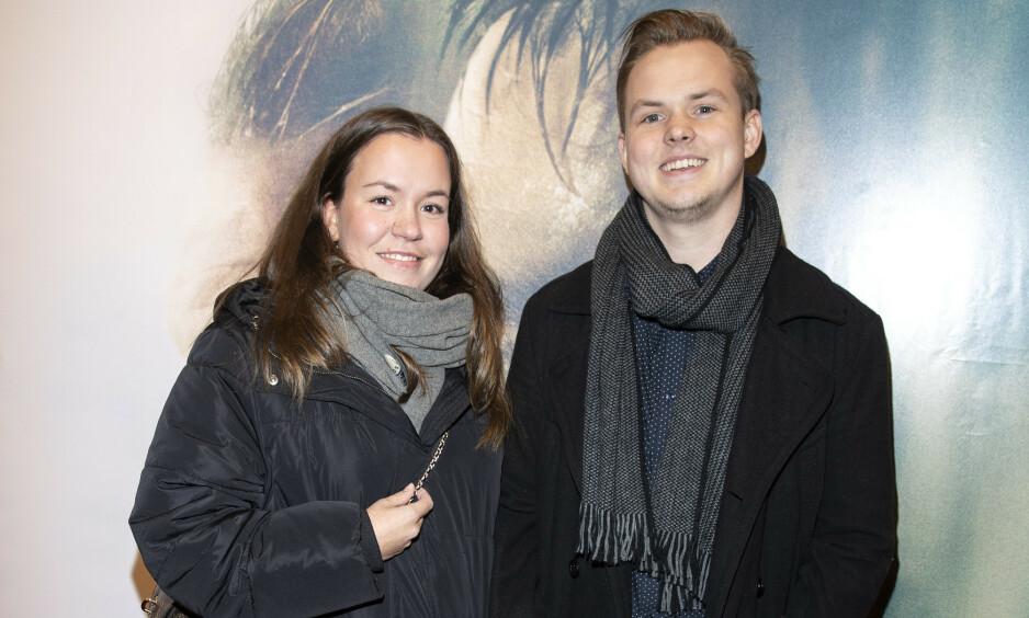 BEKREFTER FORHOLD: Ina Svenningdal har funnet kjærligheten med Ole Dennis Heggeli. Foto: Andreas Fadum