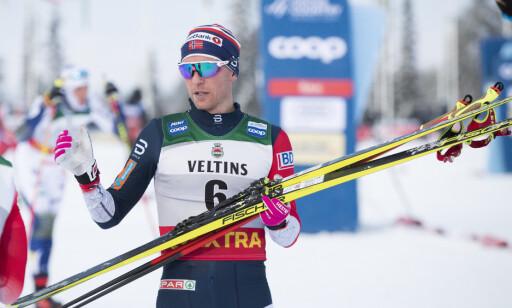 EM: Didrik Tønseth reiser til Portugal for å delta i EM i terrengløp. Foto: Terje Pedersen / NTB scanpix