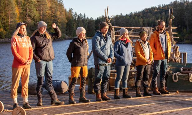 FINALEUKE: I den første dagen av finaleuka skal deltakernes kunnskap om gård testes. Foto: Alex Iversen / TV 2