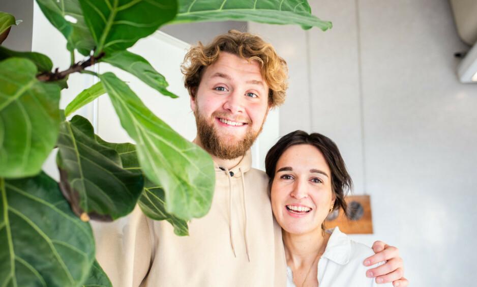 TAR OVER: Komiker Martin Lepperød og radioprofil Adelina Ibishi skal ta over «P3morgen». Foto: Xueqi Pang/NRK