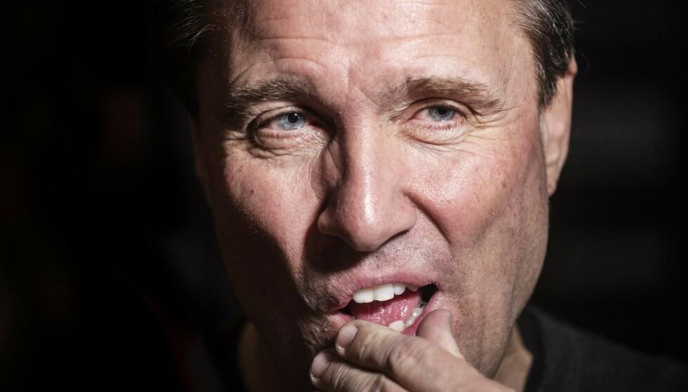 TILBAKE I LSK: Tom Nordlie skal redde klubben fra deres første nedrykk siden 1975. Men han kunne endt opp på et helt annet kontinent om kona hadde fått det som hun ville. Foto: Hans Arne Vedlog / Dagbladet