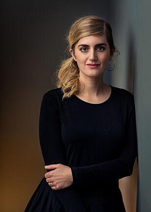 FORFATTER: Matilda Gustavsson. Foto: STRAWBERRY / THORN ULLBERG