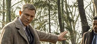 Craig er milevis fra James Bond