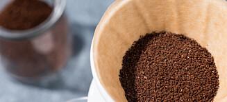 Kaffen som gir bedre helse