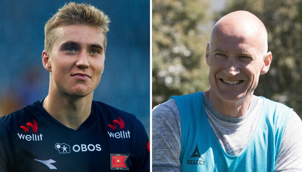 CUPFINALE: Kristian Thorstvedt spiller sin første cupfinale mot Haugesund. Foto: NTB Scanpix