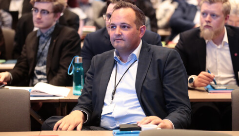 KLIMATOPP: Gisle Saudland er Frp's klimapolitiske talsmann. Foto: Lise Åserud / NTB Scanpix