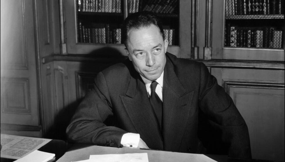 NOK AV ÅRSAKER: Ifølge den italienske professoren Giovanni Catelli hadde den sovjetiske utenriksministeren nok av årsaker til å ville eliminere Albert Camus. Foto: NTB Scanpix