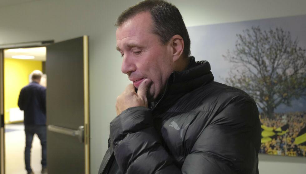 TØFF START: Tom Nordlie måtte se gamleklubben slå Lillestrøm på Sør Arena. Foto: Tor Erik Schrøder / NTB Scanpix