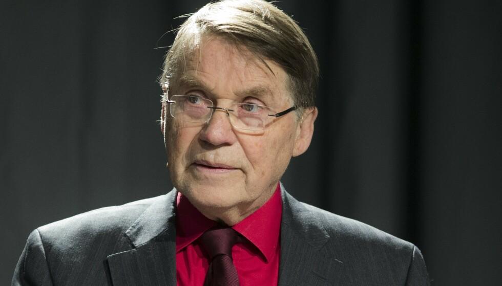 MEDMENNESKELIG: All ære til Gunnar Stålsett (bildet) og Arne Viste og alle andre som hegner om sitt eget menneskeverd, skriver innsenderen. Foto: Berit Roald / NTB scanpix