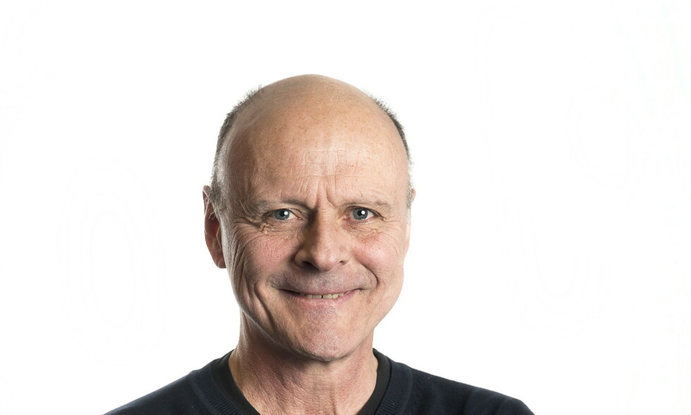 TRYGG PÅ BANKEREN: Dagbladets tipsekspert Bengt Berg er trygg på bankeren denne onsdagen. Foto: Hans Arne Vedlog