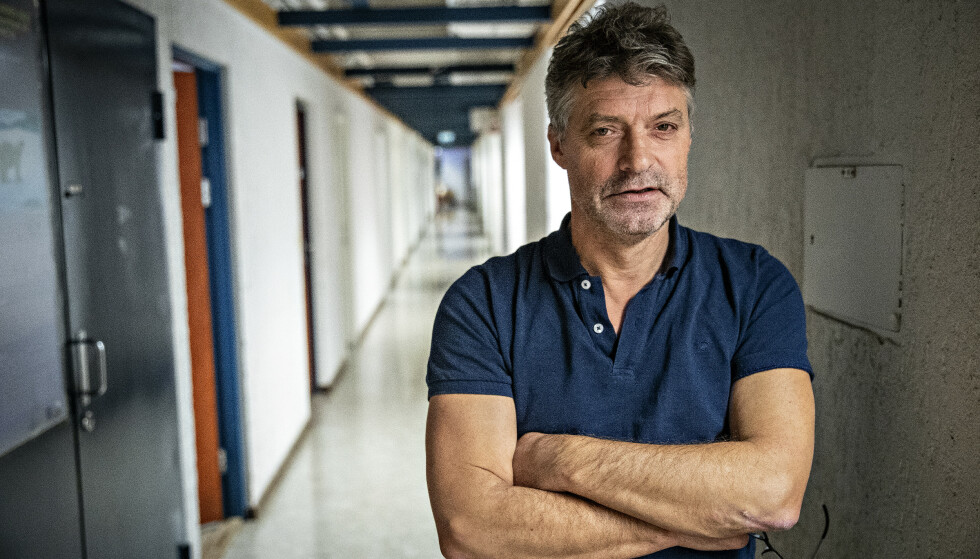 LEDET UNDERSØKELSEN: Professor Jan Ludvig Lyche.   Foto: Bjørn Langsem / Dagbladet