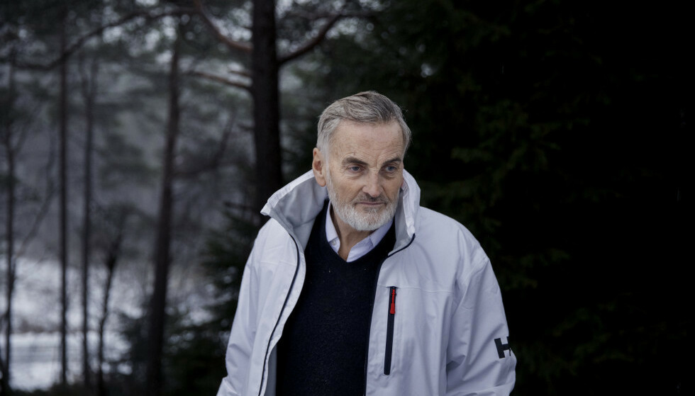 PREGET: Kidnappingen fortsatt Reidar Osen. Foto: Paul S. Amundsen