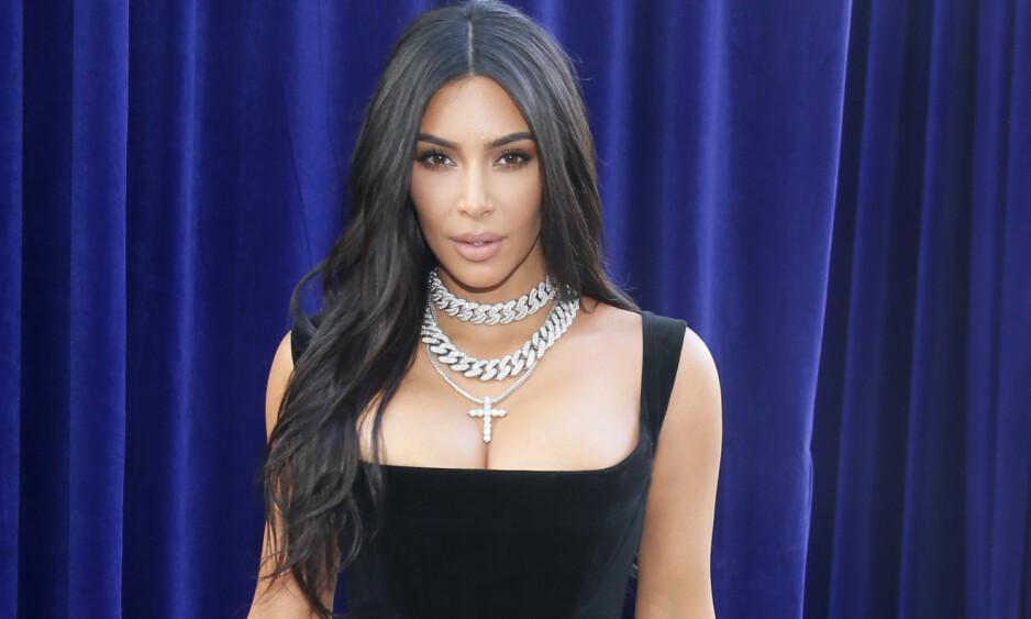FEM OPERASJONER: Kim Kardashian hadde flere komplikasjoner under sine to svangerskap. Det sørget for at hun måtte operere en rekke ganger i en periode på halvannet år. Foto: NTB scanpix