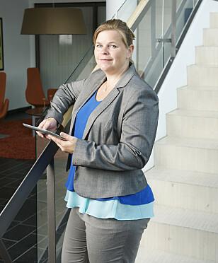 FORKLARER NETTANGREP: NorSIS-direktør Peggy Sandbekken Heie. Foto: NorSIS