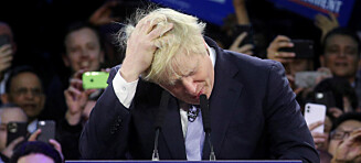 Boris, Biden og «Brexit»