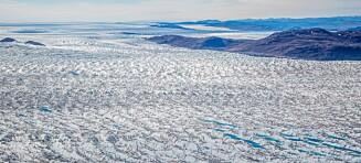 Kan ha oppdaget «mørk elv» på 1600 km