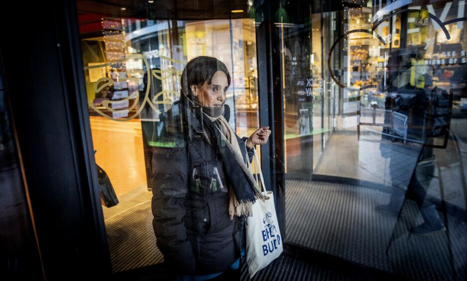 ENIGHET: Gunnar Stålsetts ulovlige vaskehjelp, Lulu Tekle, er blant dem som kan bli omfattet av enigheten i regjeringen i dag. Foto: Bjørn Langsem / Dagbladet