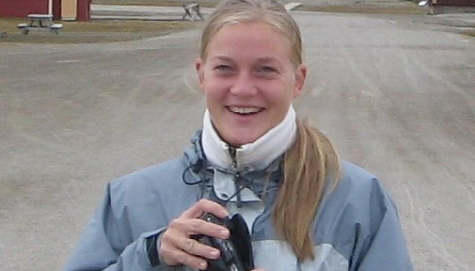 DREPT: Cathrine Sand ble drept på Lademoen i Trondheim i oktober. Foto: Trøndelag politidistrikt