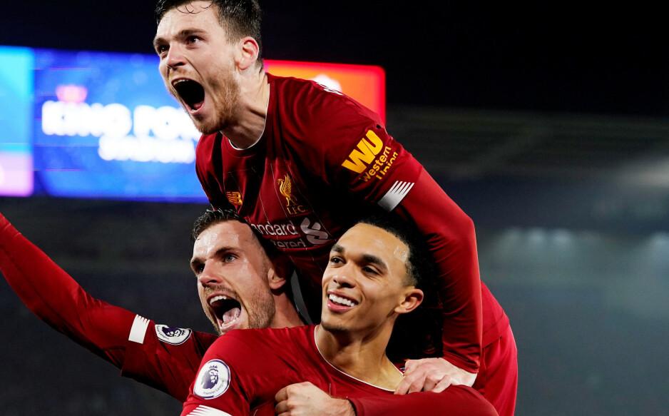 Ustoppelige Liverpool med årsbeste