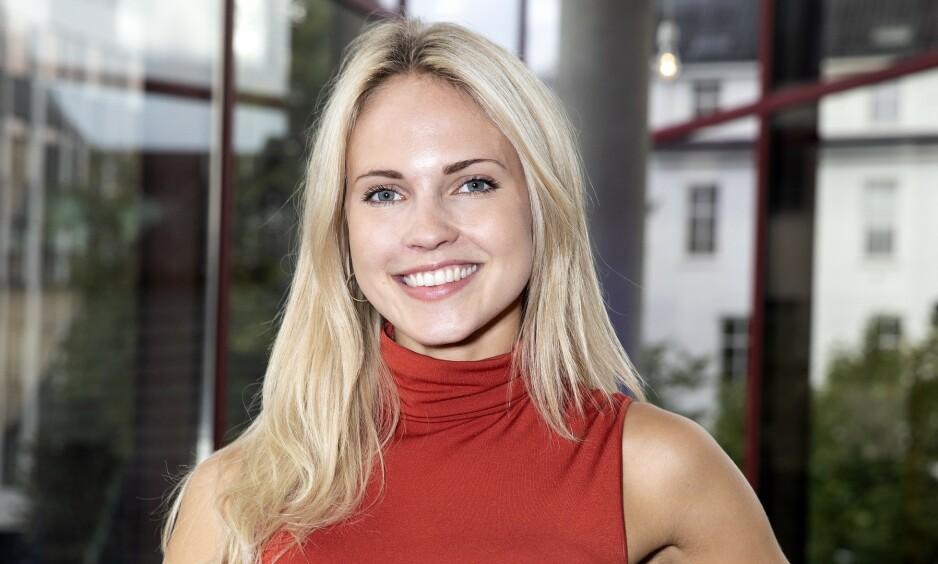PÅ KJENDISTUNG LISTE: Emilie Nereng havnet på en gjev åttendeplass på TC Candlers liste over verdens vakreste ansikter. Foto: Andreas Fadum / Se og Hør