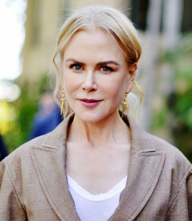 DONERER MILLIONER: Den australske skuespilleren Nicole Kidman er blant dem som har donert millioner til brannmannskapene i Australia. Foto: NTB Scanpix