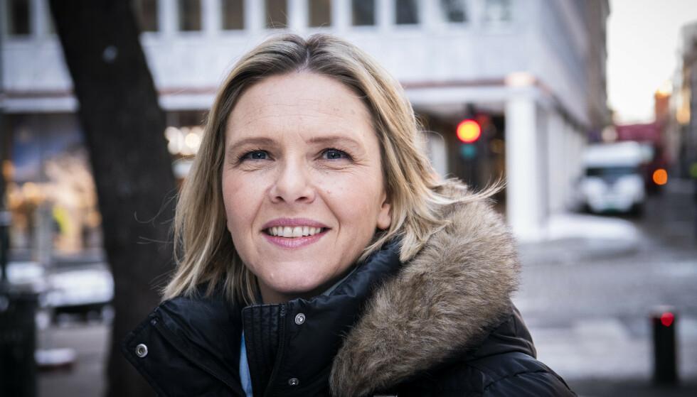 DELTAR PÅ ÅPNINGEN: Tirsdag er olje- og energiminister Sylvi Listhaug til stede i Nordsjøen under åpningen av Johan Sverdrup-feltet. Foto: Lars Eivind Bones / Dagbladet