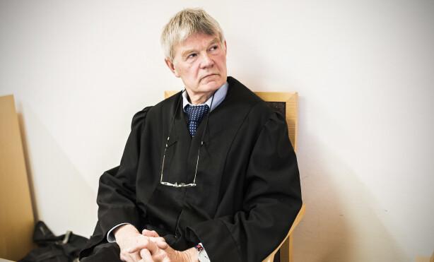FORSVARER: Olav Rød forsvarer den tiltalte 55-åringen. Foto: Ralf Lofstad / Dagbladet