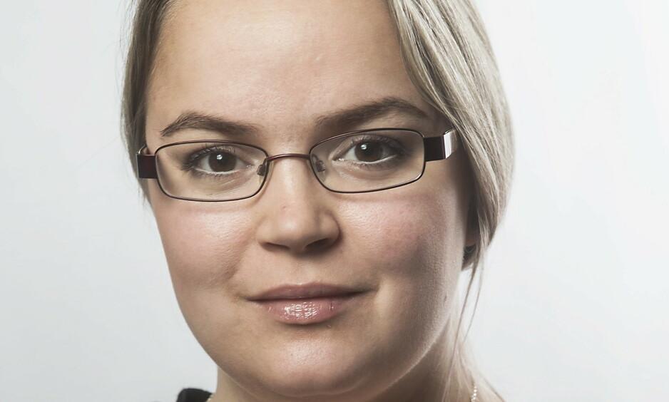 ARTIKKELFORFATTEREN: Oda Rygh er for tida debattansvarlig i Dagbladet. Hun har tidligere skrevet boka «Når livet er kjipt - en håndbok for unge folk». Foto: Bjørn Langsem / Dagbladet