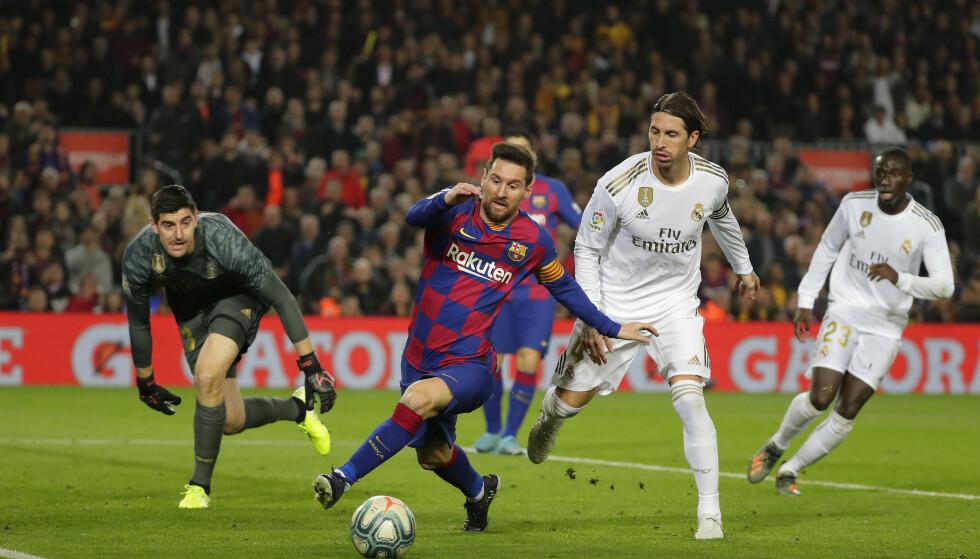 IKKE ATTRAKTIV NOK: Lionel Messi & Co. Foto: NTB/Scanpix