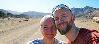 Susanne (32) kjørt i hjel på drømmereisen