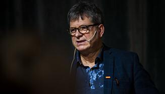 FRA KRF: Tidligere nestleder i KrF, Odd Anders With, gikk ut av partiet etter retningsvalget, og har meldt overgang til Sentrum. Foto: Håkon Mosvold Larsen / NTB
