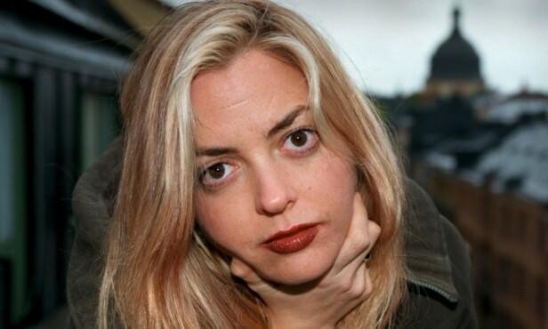 FORFATTERSUKSESS: Elizabeth Wurtzel sto bak bestselgeren «Prozac Nation». Her er hun avbildet i 1998. Foto: NTB Scanpix