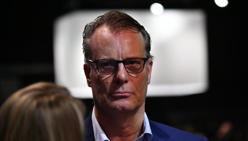 LOVER BEDRING: For første gang svarer Johan H. Andresen selv om skandalen rundt Swix - sportsselskapet Andresen-familien har eid i flere tiår. Foto: Lars Eivind Bones