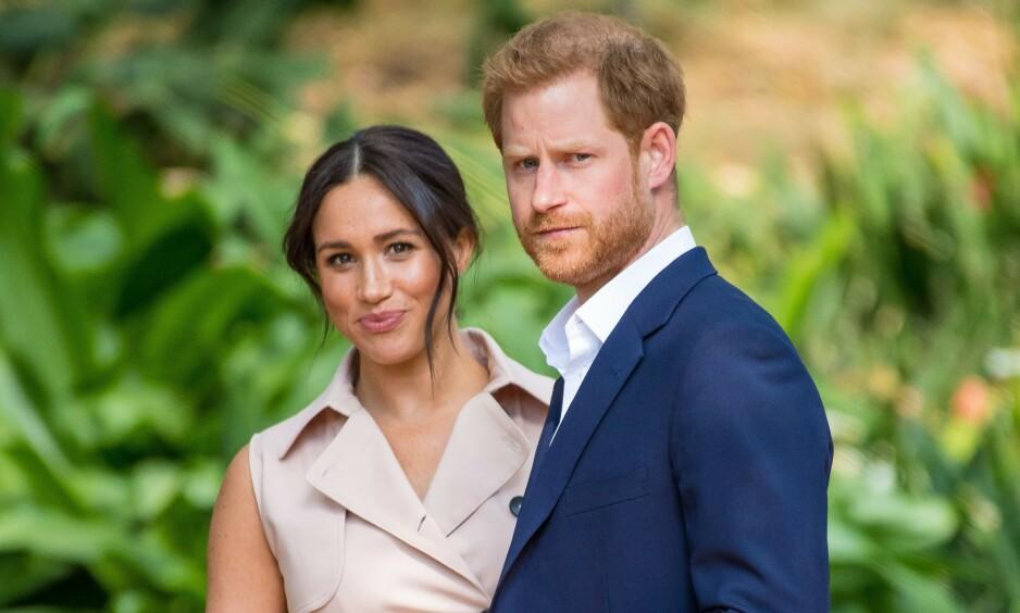 RASENDE: Tv-profil Piers Morgan holder ikke igjen når han omtaler prins Harry og hertuginne Meghans avgjørelse om å trekke seg tilbake fra sine offentlige roller. Foto: NTB Scanpix