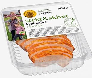 STEKT: Listeriabakterien ble funnet i anlegget som lager stekte produkter.