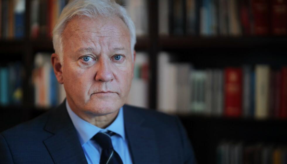 SENDES TIL POLITIET: Anmeldelsen fra Hagen skal være sendt Foto: Ørn E. Borgen / NTB scanpix