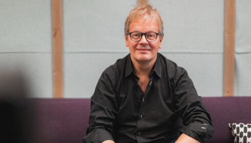 LIK INTRO: Musikkviter Audun Molde mener at «Wild» sin intro er lik mange andre poplåter, men sier at det ikke nødvendigvis er plagiat. Foto: Privat