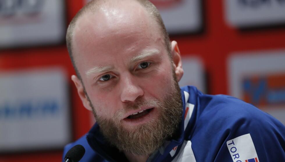 KLAR: Martin Johnsrud Sundby er tilbake i verdenscupen kommende helg. Foto: Stian Lysberg Solum / NTB scanpix