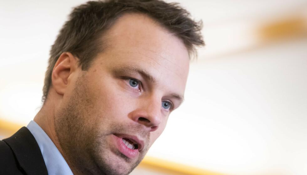 FRP: Innvandringspolitisk talsmann Jon Helgheim. Foto: Håkon Mosvold Larsen / NTB scanpix