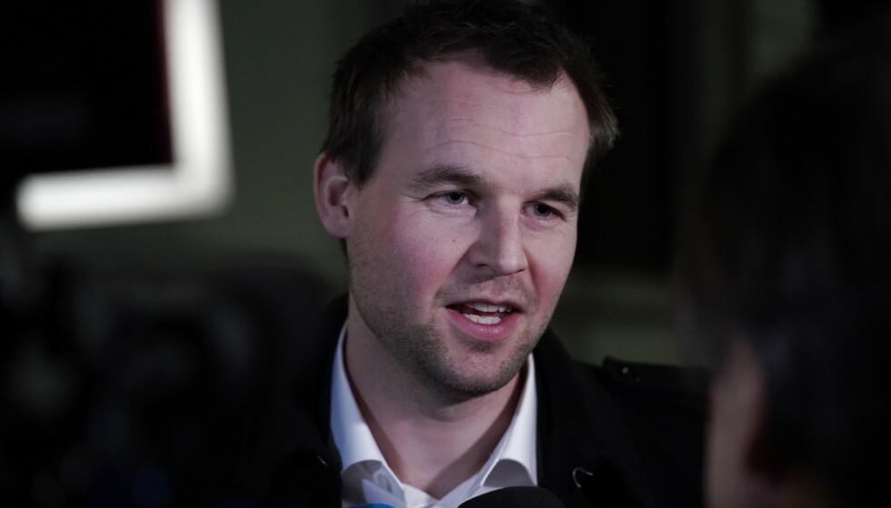 KrF: Kjell Ingolf Ropstad. Foto: Fredrik Hagen / NTB scanpix